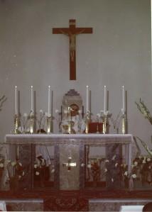 Partinico La cappella