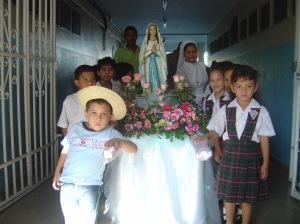 COLEGIO NESTRA SE►ORA LOURDES,2009,2