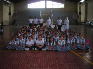 colegio santa teresita masaya