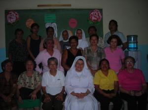 grupo oblato del colegio santa teresita