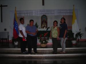 OBLATAS EXTERNAS, COMUNIDAD SANTA RITA